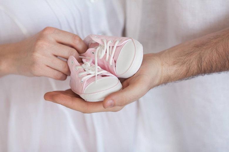 Embarazada de tres meses