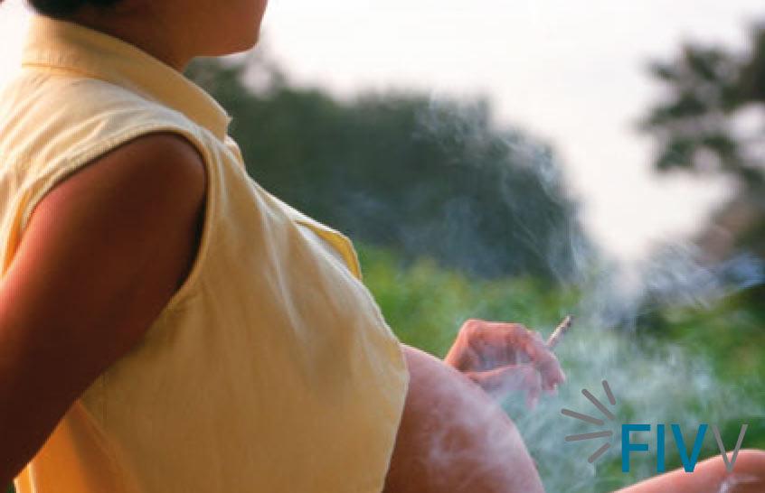 Consecuencias tabaquismo en embarazo