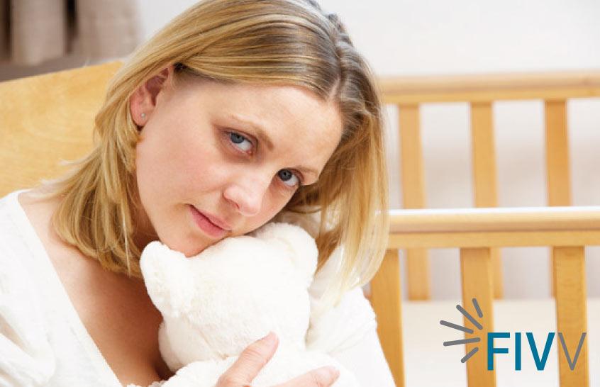 Consecuencias emocionales del fallo implantatorio y aborto de repetición