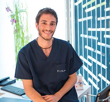 Dottore Antonio Forgiarini FIV Valencia