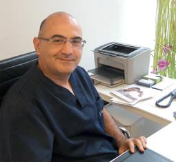 Dottore Federico Coppola FIV Valencia